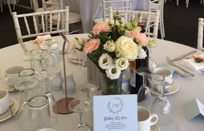Magnificent Marquee Wedding Venue: Fully-Equipped, with